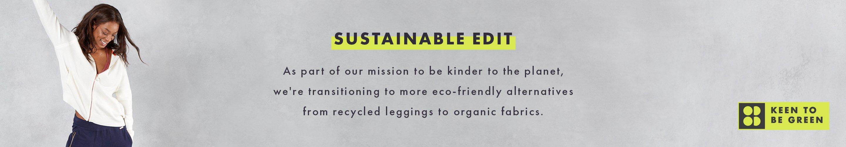 Sustainability Edit